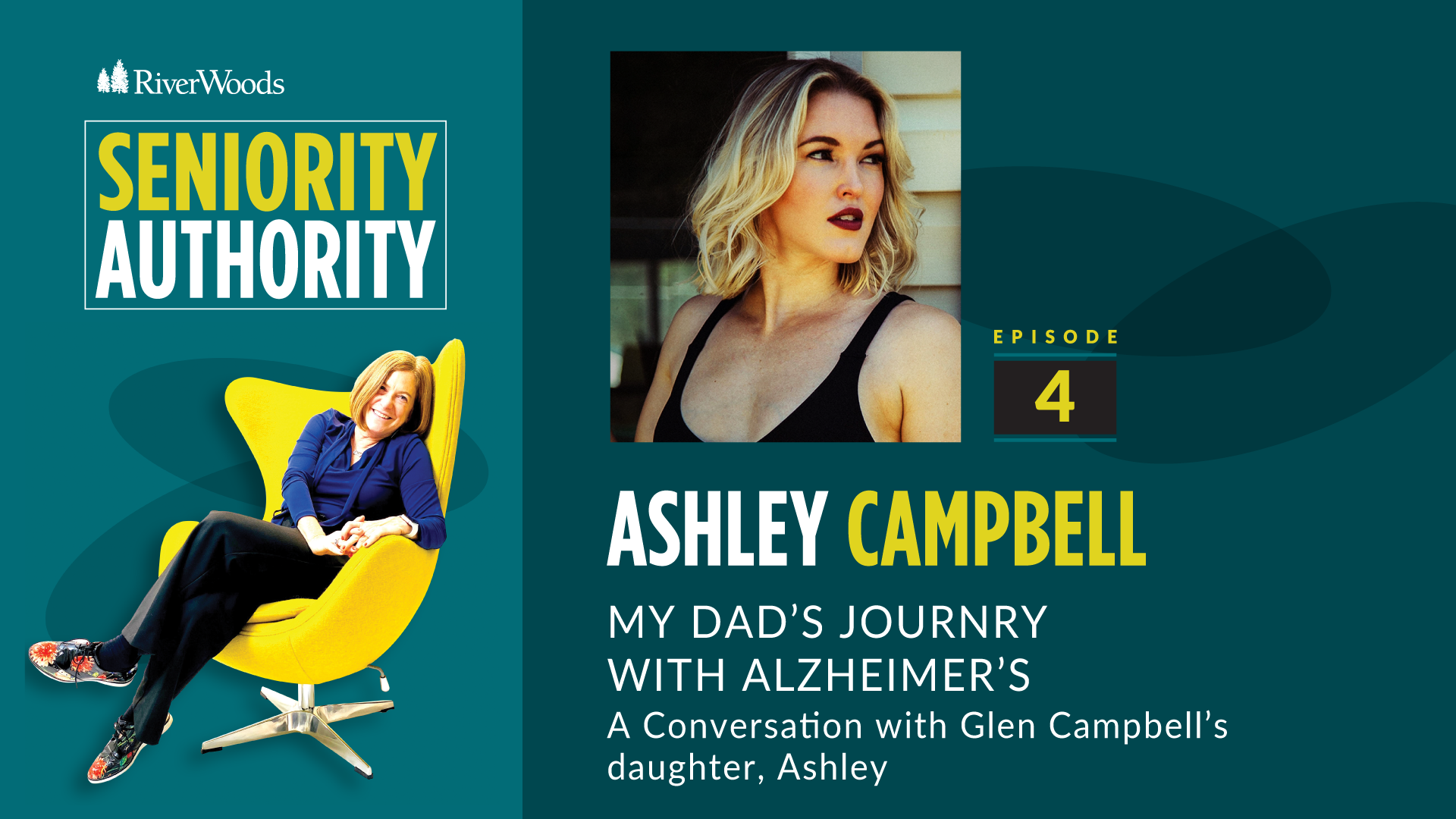 Alzheimer's: How Ashley Campbell Helped Navigate Her Father's Illness